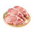 【カナダ産】ポークチョップステーキ(豚ロース骨付肉)
