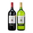 【フランス直輸入】 ボルドー産ワインル・デュシェ サン ヴァンサン 金賞(赤・白) (お酒)