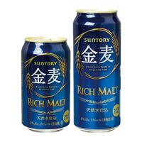 8月後半の特別お買得品 【サントリー】 金麦 6缶パック