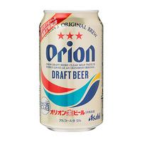 8月後半の特別お買得品<br />【アサヒビール】 オリオンドラフトビール 6缶パック