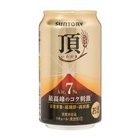 8月後半の特別お買得品<br />【サントリー】 頂(いただき)6缶パック