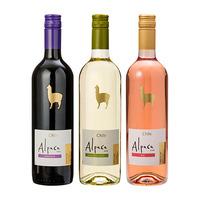 4月後半の特別お買得品 【チリ産ワイン】 アルパカ 各種