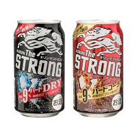 6月後半の特別お買得品<br />【キリンビール】キリン・ザ・ストロング各種