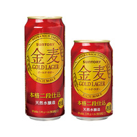 8月後半の特別お買得品<br />【サントリー】 金麦 ゴールドラガー 6缶パック
